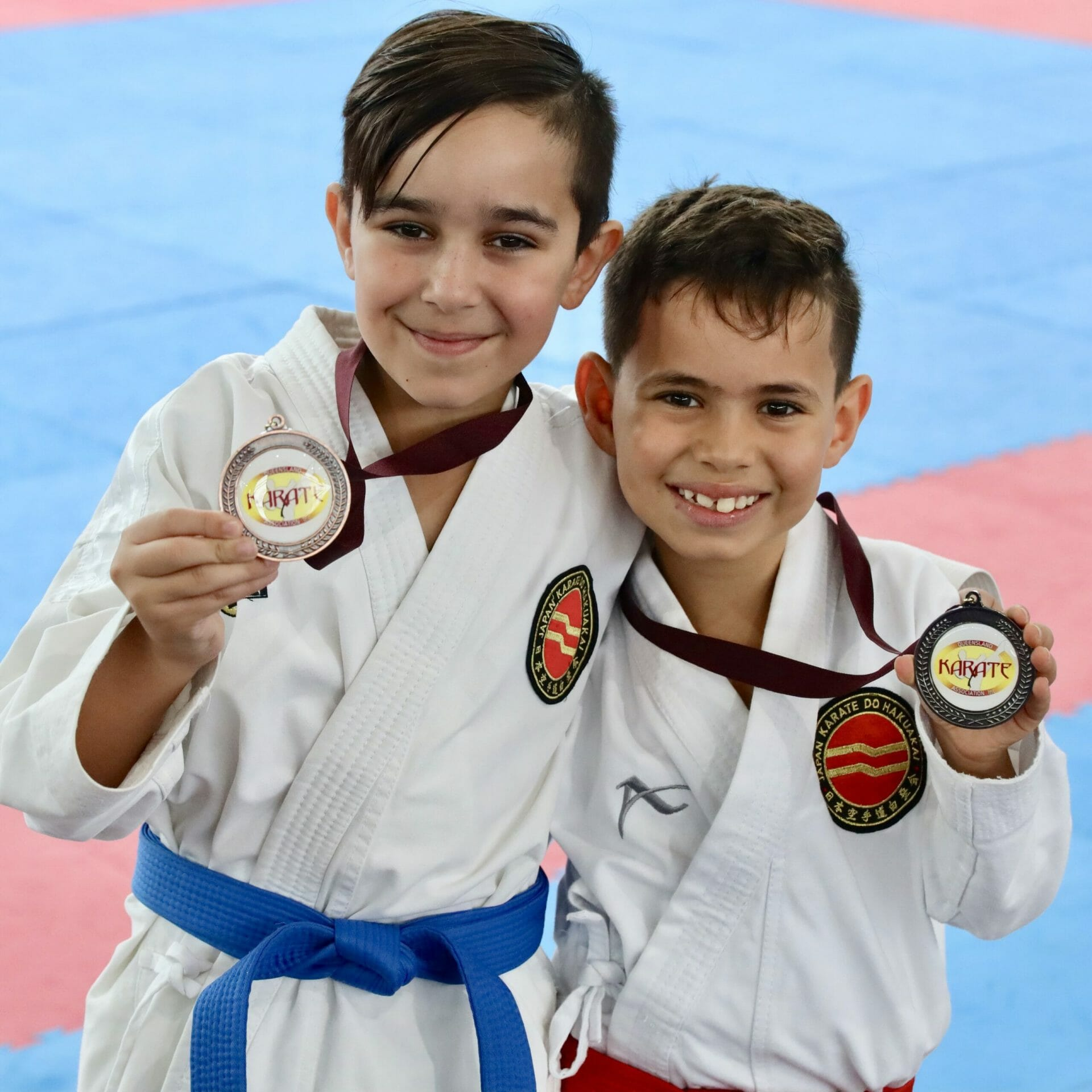 Karate competition AKF