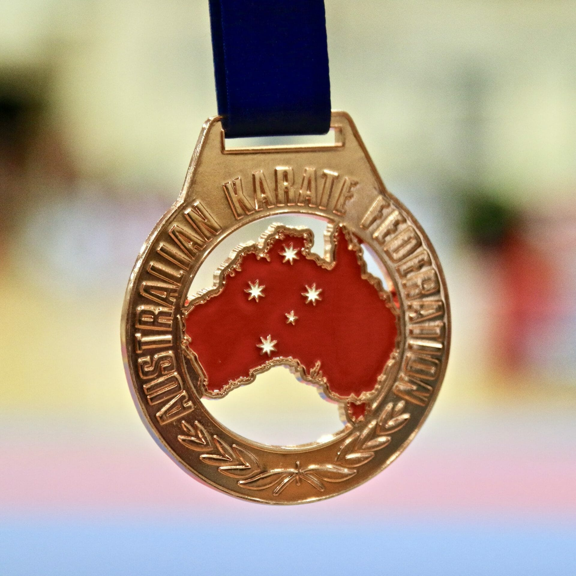Australian Karate Federation member