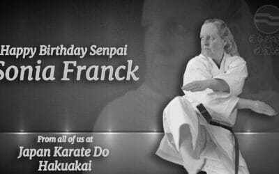 We would like to wish Senpai Sonia Franck a very happy birthday today. Thank you…