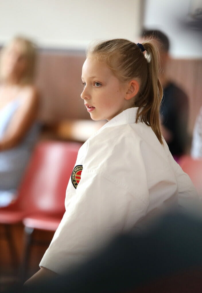 Kids karate classes ages 5-8 on gold coast