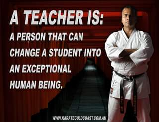 A TEACHER IS:  A person that can change a student into an exceptional human bein…