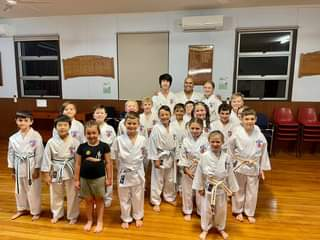We had 5 great classes last night. Little Mon kids, beginners, intermediate, Adv…