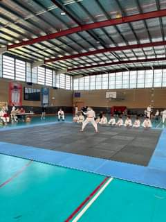 Congratulations to our members. Great competition today for our Shibukai student…